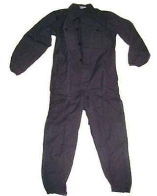 East German Army Issued Button Closure Front Coveralls Used Overalls Myers Myers Overall