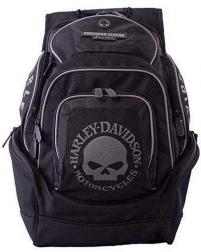 harley davidson backpack ebay. Black Bedroom Furniture Sets. Home Design Ideas