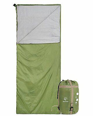 Ultra Lightweight Sleeping Bag for Backpacking, Comfort for