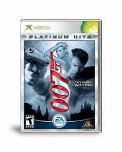 007 Everything or Nothing for Xbox