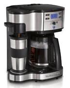 Hamilton Beach Single Cup Coffee Maker