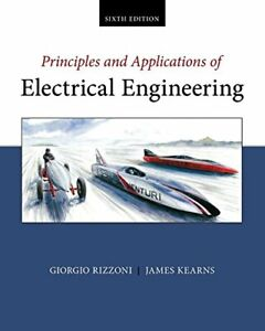 Principles & Applications of Electrical Engineering 6th Edition