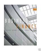 Business Finance Peirson