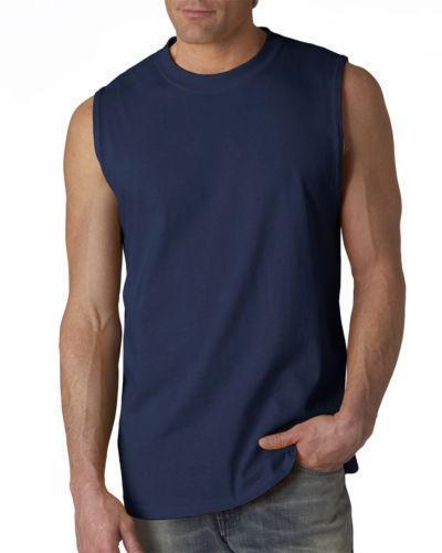 e0e7d038de392 Mens Sleeveless Muscle Shirts