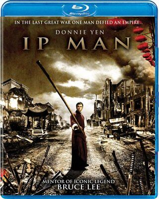 Ip Man [Blu-ray] NEW!