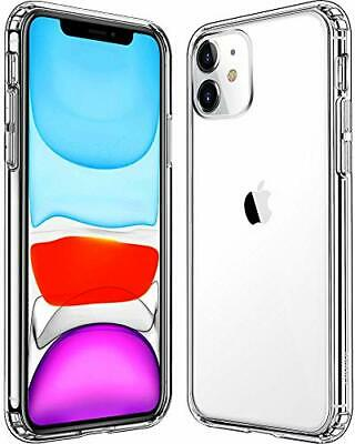 Mkeke Compatible with iPhone 11 Case, Clear 11 Cases Cover for