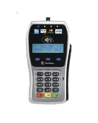 First Data Fd 35 Pin Pad Emv Nfc N-fd-35-hwnew