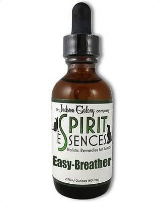 Jackson Galaxy Spirit Essence-EASY BREATHER- 2oz Bottle FREE SPRAY TOP