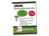 Tuition/ General Support/ Preparation For Sats & Entrance Exams