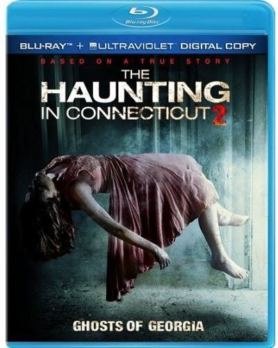 Haunting in Connecticut 2: Ghosts of Geo (2013, REGION A Blu-ray New) BLU-RAY/WS