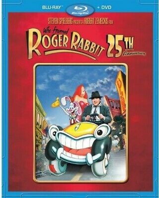 Who Framed Roger Rabbit (25th Anniversary Edition) [New Blu-ray] With