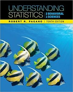 Understanding Statistics in Behavioral Sciences 10th edition