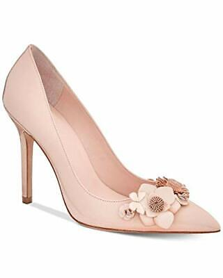 Kate Spade New York Womens Evelyn Pointed Toe Classic Pumps, Pale Pink, Size 8.5