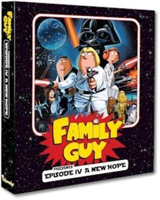 Inkworks Family Guy Episode IV A New Hope Card Padded 3-Ring Binder Album New