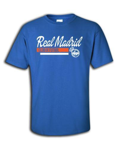 real madrid t shirt ebay. Black Bedroom Furniture Sets. Home Design Ideas