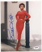 Eartha Kitt Autograph
