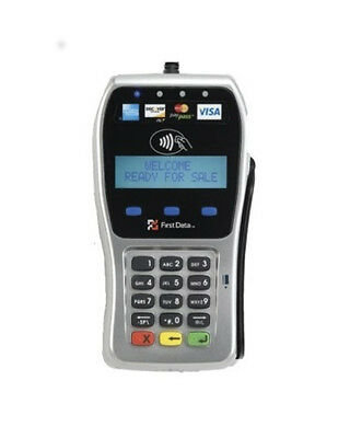 New First Data Fd35 Pin Pad - Emv Ready Applepay Nfc For Fd100 Fd100ti Fd50
