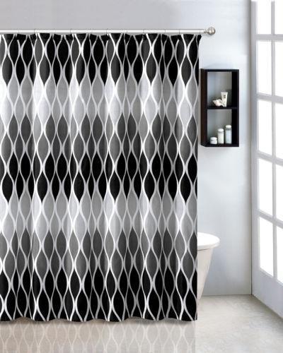 Victoria Classics Shower Curtain Ebay