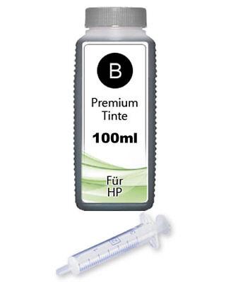 100ml Nachfüll Tinte für HP 21-XL DeskJet 3920 3940 D1360 D1460 D1560 D2360 ()