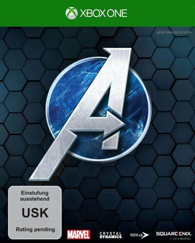 Marvel´s Avengers Xbox One Deutsche Version Vorbestellung