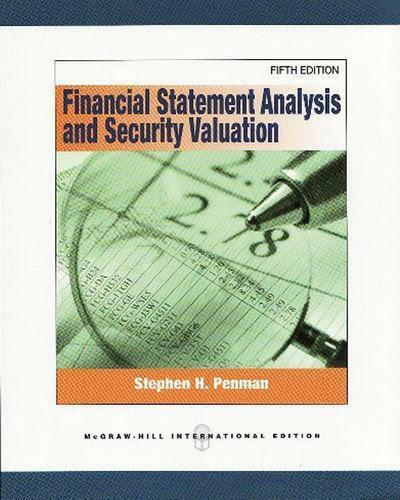 Financial statement analysis valuation ebay fandeluxe Images