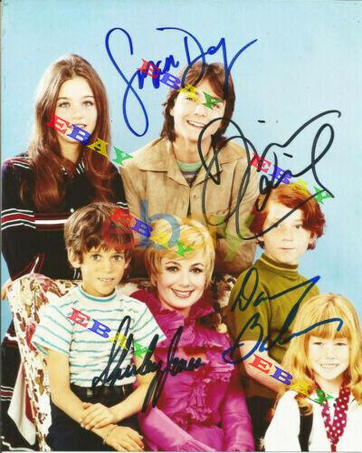 Partrdge Family Cast Autographed Signed Photo Reprint