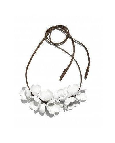 with ch marni adjustable woman length in f n rhinestone necklace