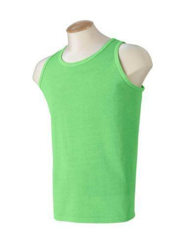 Neon green t shirt men ebay for Neon green shirts for men