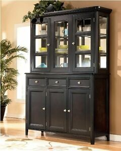 Carlyle Dining Set Plus Buffet/Hutch