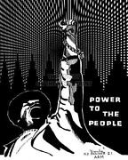 Black Power Poster