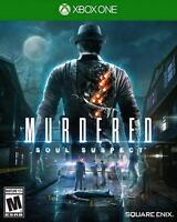 Trading Xbox One Murdered Soul Suspect