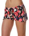 Billabong Floral Shorts for Women