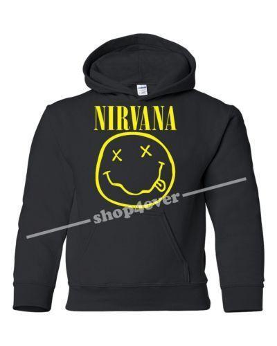 Nirvana Sweatshirt Ebay