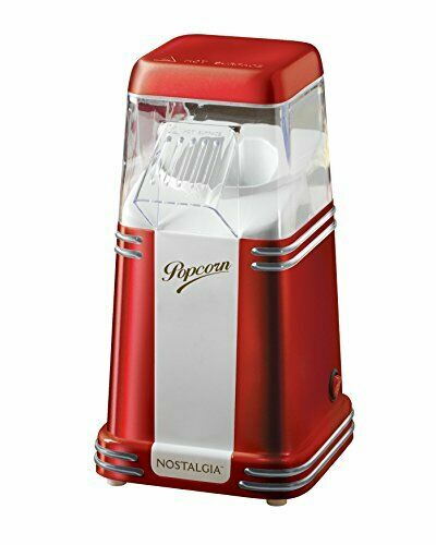 Nostalgia RHP310 Retro Series 8-Cup Hot Air Popcorn Maker