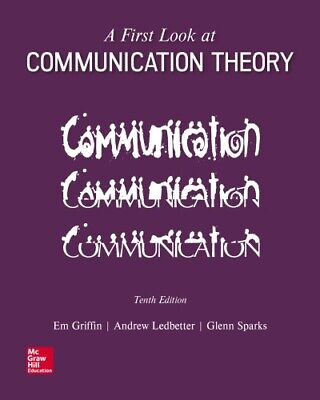 A First Look at Communication Theory (10th edition) [P.D.F]
