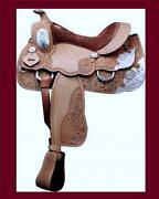 Showman Saddle