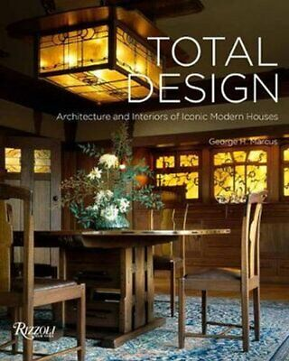 Total Design by George H. Marcus 9780789338068   Brand New   Free UK Shipping