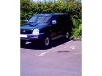 02 PLATE L200 CREW CAB PICK UP TAXED N MOTD NEW CAMBELT GD CONDITION DRIVES WELL MAY PART EXCHANGE