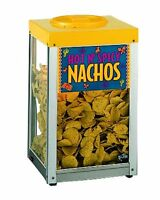 Commercial Nacho Chip Warmer / Display Case, Countertop