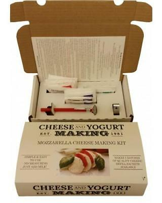CHEESEMAKING KIT - MOZZARELLA