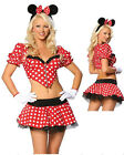 Unbranded Minnie Mouse Regular Size Costumes for Women