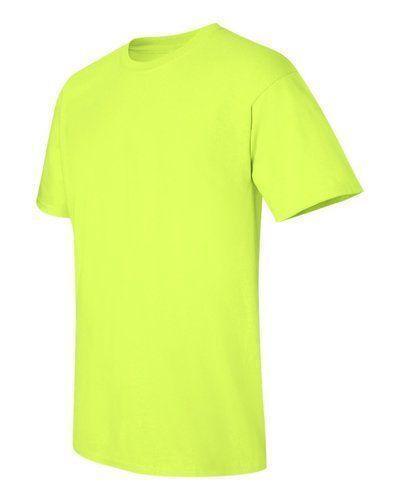 Safety Yellow Shirts >> Neon Green Safety Shirts Ebay