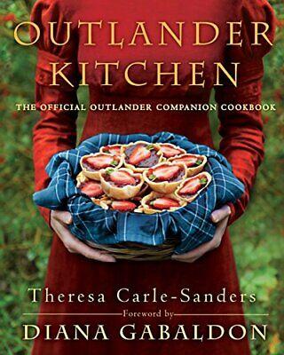 Outlander Kitchen: The Official Outlander Companion Cookbook-Theresa