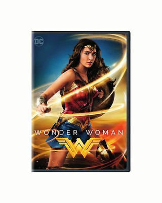 NEW  Wonder Woman: SE 2017 Special Edition DVD Patty Jenkins Movie DC - Halloween Movie Specials 2017