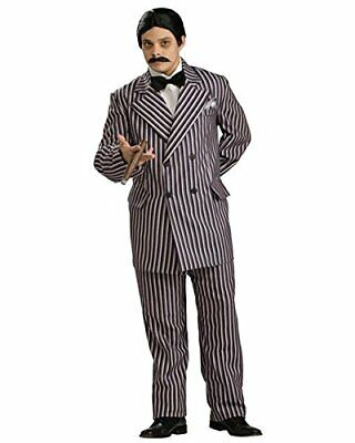 Gomez Addams Family Grand Heritage Fancy Dress Halloween Deluxe Adult Costume](Gomez Addams Costume Halloween)