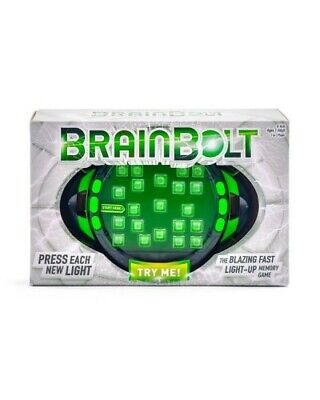 Brainbolt - Brain Teaser Light Up Memory Game by Educational Insight new