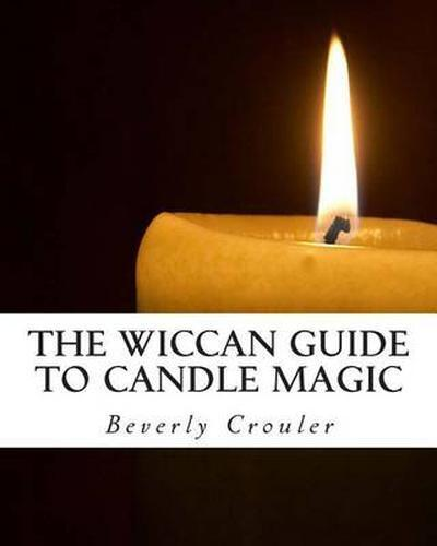 NEW The The Wiccan Guide To Candle Magic Wiccan... BOOK (Paperback / softback)