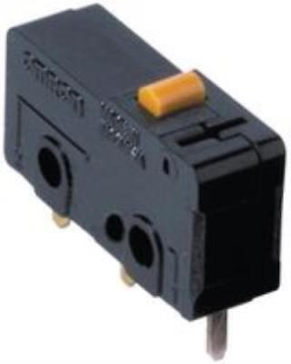 Omron Electronic Components Ss-5-ft Microswitch Pack Of 2