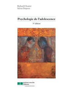 Psychologie de l'adolescence