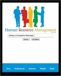 Human Resource Management: Gaining a Competitive Advantage Kingston Kingston Area image 1
